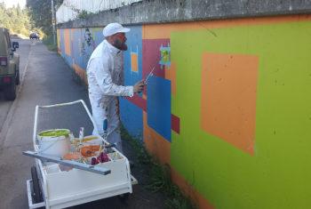 Konstsanering i Gnesta