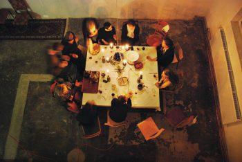 Symposium om självorganisering inom konst