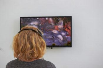 Filmen Mulldjuret av Mikael Lindahl på Art Lab Gnesta