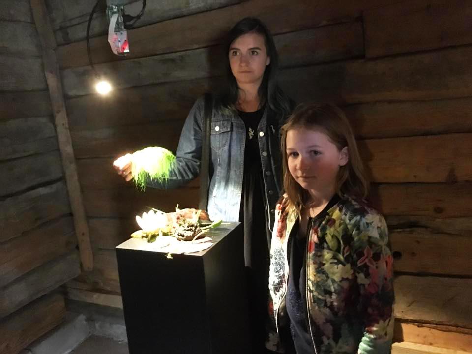 20/8 Finissage Swamp Camp Karlstad – Art Lab Gnesta