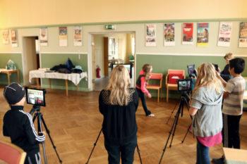 Filmkursen i Stjärnhov startar för våren
