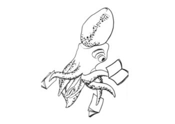 Zine Workshop med Squid Squad